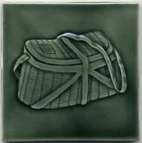 Creel Basket - Walden Green