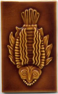Inuit Fish - Bennington Brown