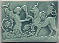 Angel & Griffin - Aqua