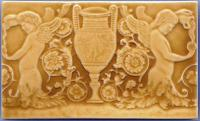 Angel & Urn - Goldenrod